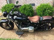 2013 - Harley-Davidson Softail Slim Black