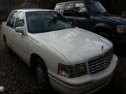 1997 CADILLAC Cadillac DeVille d' Elegance Sedan 4-Door