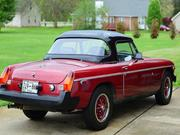 1977 Mg 4 Cylinder MG MGB Black/Chrome trim