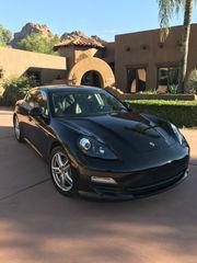 2013 Porsche Panamera S Hybrid Hatchback 4-Door